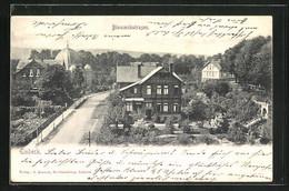 AK Einbeck, Bismarckstrasse Mit Synagoge - Judaísmo