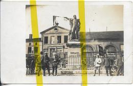 55 MEUSE DAMVILLERS Canton MONTMEDY CARTE PHOTO ALLEMANDE MILITARIA 1914/1918 - Damvillers