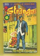 Strange N° 184 - Editions Lug à Lyon - Avril 1985 - BE - - Strange