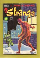 Strange N° 195 - Editions Lug à Lyon - Mars 1986 - BE - - Strange