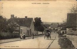 10  AUXON  Grande Rue - Autres Communes