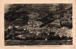 Goulier - Vue Générale Prise Entre Les Forêts De Brosquet Et De Bertask - Altri Comuni