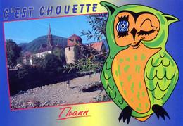 Thann C'est Chouette. - Thann