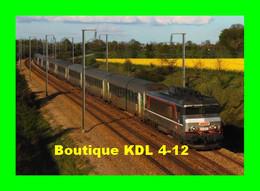 ACACF 318 - Train - Loco BB 15037 Vers SAINT-MARDS DE FRESNE - Eure - SNCF - Altri Comuni