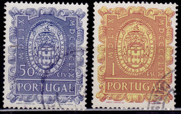 Portugal, 1960, Anniversary Of University Evora, SW#876-77, Used - Used Stamps