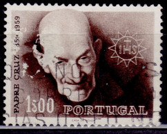 Portugal, 1960, Memorial Of Pater Cruz, 1e, SW#879, Used - Used Stamps