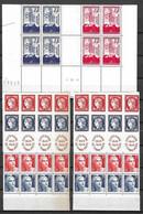 France YT N° 566B (2) Et N° 833A (8) Neufs ** MNH. TB. A Saisir! - Unused Stamps