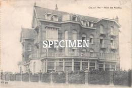 Hôtels Des Familles - Coq Sur Mer - De Haan - De Haan
