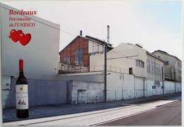 Carte Postale : 33 BORDEAUX : Patrimoine De L' UNESCO : Site De L' Ancienne Usine LESIEUR - Bordeaux