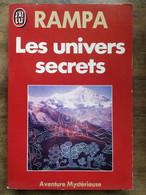 Rampa - Les Univers Secrets  / J'ai Lu, 1991 - Autres