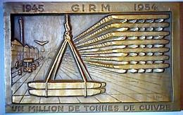 G.I.Répartition Des Métaux Dans Le Monde. - Professionali / Di Società