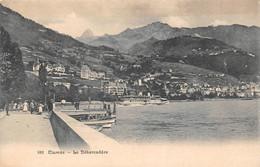 ¤¤  -   SUISSE   -  CLARENS    -  Le Débarcadère        -  ¤¤ - VD Vaud