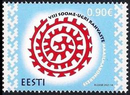 Estonia Estland Estonie 2021 (12) VIII World Congress Of Finno-Ugric Peoples - Estonia