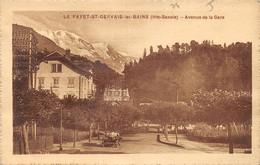 74-LE FAYET-N°510-F/0197 - Sonstige Gemeinden