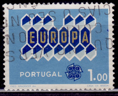 Portugal, 1962, CEPT, Europa, 1e, SW#916, Used - Used Stamps