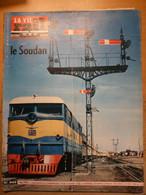 Vie Du Rail 896 1963 Polienas Tramways Tours Fossé Marolles Soudan Assot Atbara Khartoum Suakin Chromos Ferroviaires - Trains