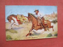 Runaway Horse      Ref  4997 - Paarden