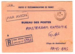 48311 - PARIS  AVIATION ETRANGER ENQUETES - 1961-....