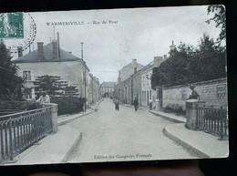 WARMERIVILLE COMPTOIRS FRANCAIS - Otros Municipios