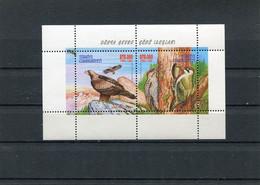 TURKEY 2000 SHEET WITH EAGLE Etc.MNH. - Águilas & Aves De Presa
