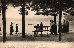 Locquirec - Vue Sur Le Port - Locquirec