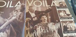 VOILA 38/ MAGIE DAVID DEVANT /RAY VENTURA /MARION THEBAL PROXENETE - 1900 - 1949