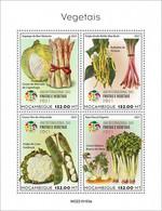 2021/05- MOZAMBIQUE - VEGETABLES         4V   MNH ** - Gemüse