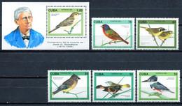 Cuba 1996 / Birds MNH Vögel Aves Oiseaux Uccelli / Hf36  2-1 - Sin Clasificación
