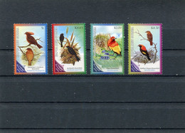 PAPUA NEW GUINEA 2010 PARADISE BIRDS MNH. - Sin Clasificación