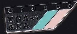 71590-Pin's-ENASS AEA. L'Ecole Nationale D'assurances - Altri