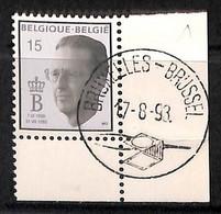 [815879]TB//O/Used-Belgique 1993 - Bruxelles-Brussel, Familles Royales, Célébrité - Royalties, Royals