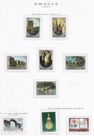 95602) GRECIA - LOTTO DI FRANCOBOLLI-MNH** - Unused Stamps
