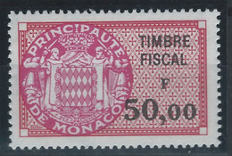 MC3-/-331-  TIMBRE FISCAL- TYPE DAUSSY, N° 94 , * * , FILIGRANE ITVF - COTE 15.00 €, IMAGE DU VERSO SUR DEMANDE - Nuevos