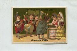 Chromo LIEBIG : S 79 / B - Enfant Espagnol / Bambini - 1878/1883 - Liebig