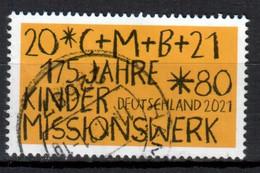 BRD - 2021 - MiNr. 3582 - Gestempelt - Used Stamps
