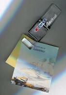 Range.documents Publicitaire °_ Cres Spin Brush-Pince à Linge-Serrage Puissant Pour Ne Plus égarer Les Papiers -12x3 Cm - Autres