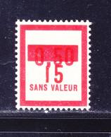 FRANCE FICTIF N°  F71 ** MNH Timbre Neuf Sans Charnière, TB - Phantomausgaben