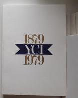 M#0X03 NAUTICA - VELA Bellini YACHT CLUB ITALIANO 1879-1979 Fabbri Ed. 1979/OFFSHORE RACING MARTINI - Sport
