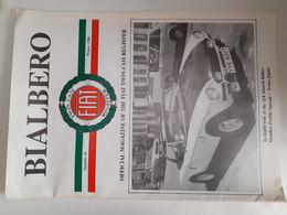 M#0X54 BIALBERO Magazine Ed.1988/FIAT 124 ABARTH RALLY - Motori