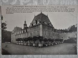 CPA SAINT JEAN LE PRICHE - Château - Other Municipalities