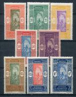 Dahomey        70/78 ** - Unused Stamps