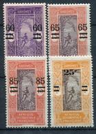 Dahomey        66/69  ** - Unused Stamps