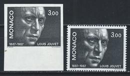 MC3-/-549- N° 1603 + Essai De Couleur ,  * *  , COTE  = 21.90 € , IMAGE DU VERSO SUR DEMANDE - Nuevos