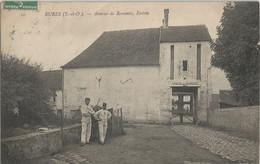 CPA - Bures - Annexe De Remonte - Entrée - Other Municipalities