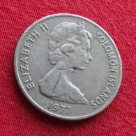Solomon Islands 10 Cents 1977 KM# 4 *V1 Salomon Salomão - Solomon Islands
