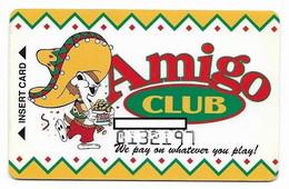 Fiesta Casino, Las Vegas & Henderson, NV, Older Used Slot Or Player's Card, # Fiesta-6a - Casino Cards