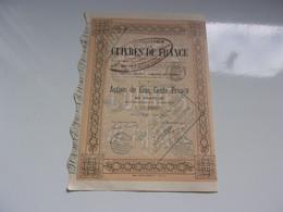 CUIVRES DE FRANCE (1892) - Non Classificati