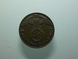 Germany 1 Reichspfennig 1937 A - 1 Reichspfennig
