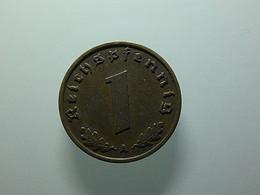 Germany 1 Reichspfennig 1939 A - 1 Reichspfennig