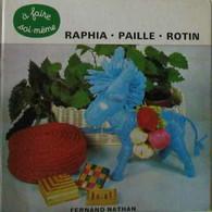 Raphia Paille Et Rotin - Droit